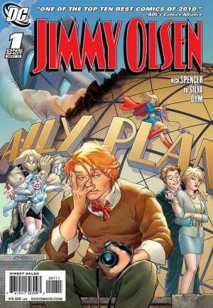 Jimmy Olsen (2011)#One-Shot