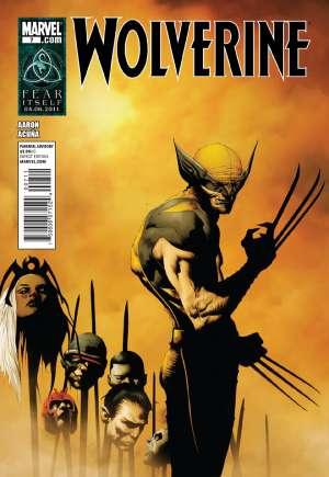 Wolverine (2010-2012)#7A