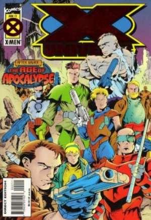 X-Universe (1995)#2B