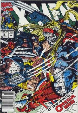 X-Men (1991-2001, 2004-2008)#5A