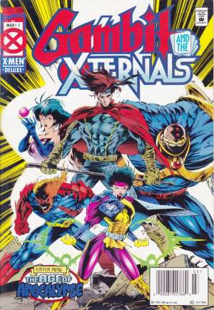 Gambit and the X-Ternals (1995) #1A