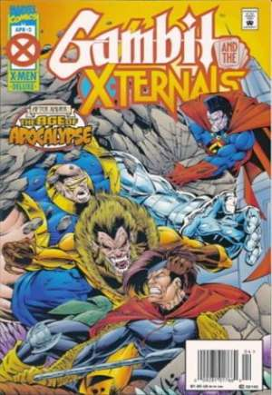 Gambit and the X-Ternals (1995)#2A