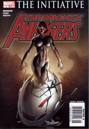 Mighty Avengers (2007-2010)#2A