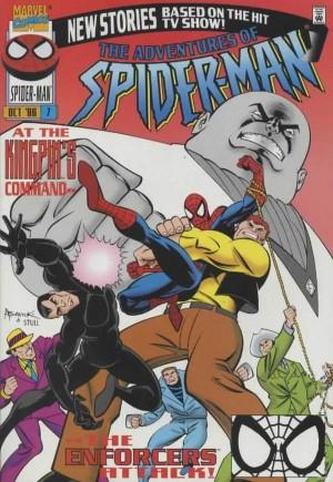 Adventures of Spider-Man/X-Men (1996-1997)#7