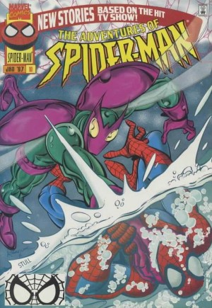 Adventures of Spider-Man/X-Men (1996-1997) #10