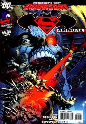 Superman/Batman (2003-2011)#Annual 5