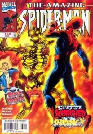 Amazing Spider-Man (1999-2014)#2B