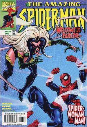 Amazing Spider-Man (1999-2014) #6B