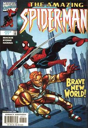 Amazing Spider-Man (1999-2014) #7B