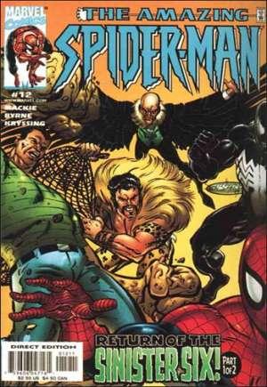 Amazing Spider-Man (1999-2014)#12B