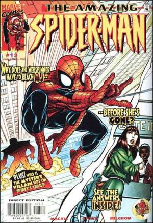Amazing Spider-Man (1999-2014) #13B