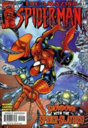 Amazing Spider-Man (1999-2014) #21B