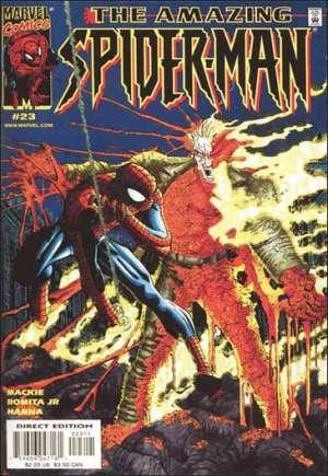Amazing Spider-Man (1999-2014)#23B