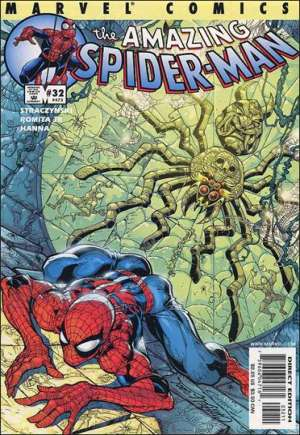 Amazing Spider-Man (1999-2014)#32B
