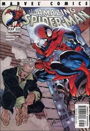 Amazing Spider-Man (1999-2014)#33B