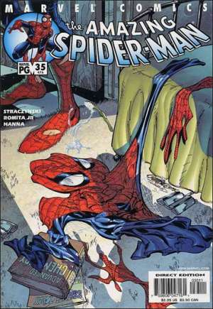 Amazing Spider-Man (1999-2014)#35B