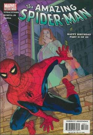 Amazing Spider-Man (1999-2014)#58B