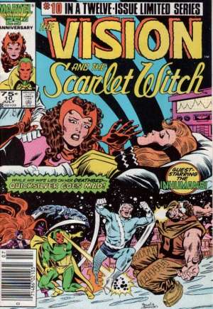 Vision and the Scarlet Witch (1985-1986)#10A