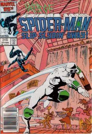 Web of Spider-Man (1985-1995) #23A