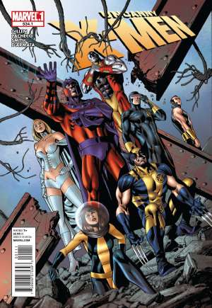 Uncanny X-Men (1963-2011)#534.1