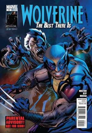Wolverine: The Best There Is (2011-2012)#5A