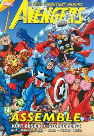 Avengers Assemble (2011-2012)#TP Vol 1
