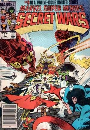 Marvel Super-Heroes Secret Wars (1984-1985)#9A