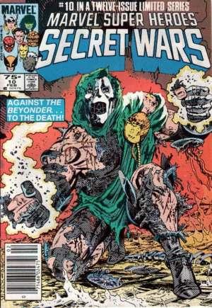 Marvel Super-Heroes Secret Wars (1984-1985)#10A