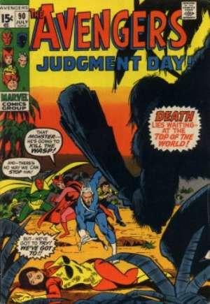 Avengers (1963-1996)#90A