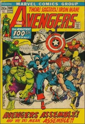 Avengers (1963-1996)#100A