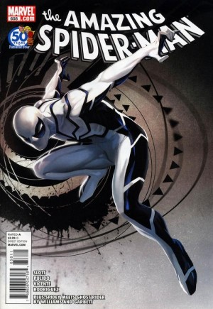 Amazing Spider-Man (1999-2014) #658A