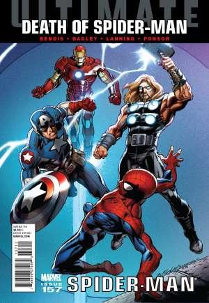 Ultimate Comics: Spider-Man (2009-2011)#157A