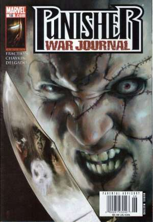 Punisher: War Journal (2007-2009) #18A