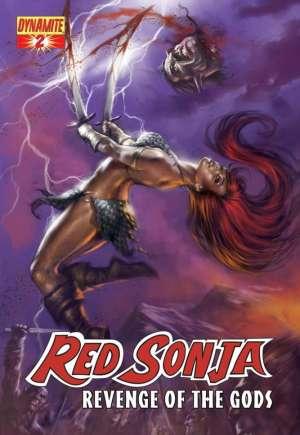 Red Sonja: Revenge of the Gods#2A