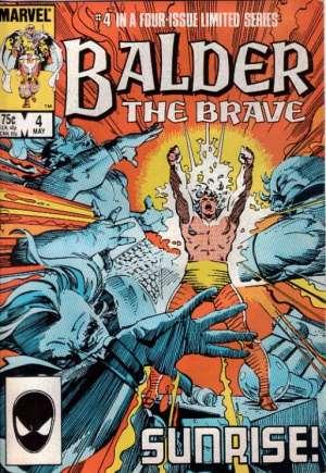 Balder the Brave (1985-1986)#4B