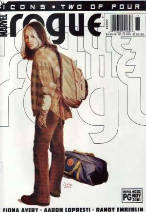 Rogue (2001)#2A