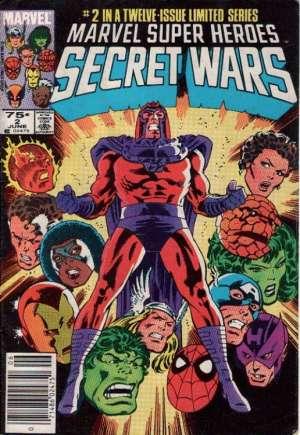 Marvel Super-Heroes Secret Wars (1984-1985)#2A
