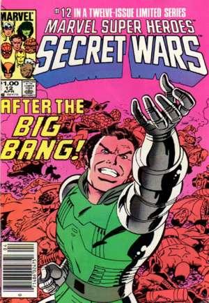 Marvel Super-Heroes Secret Wars (1984-1985)#12A