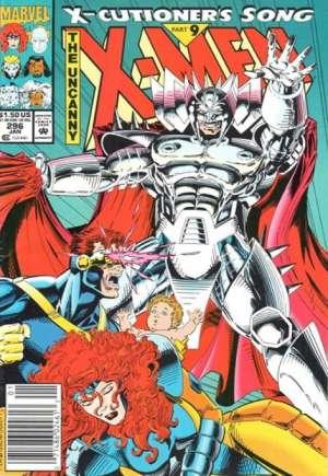 Uncanny X-Men (1963-2011)#296A