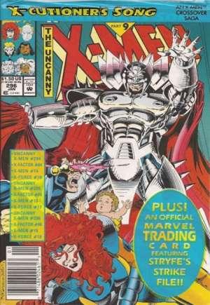 Uncanny X-Men (1963-2011)#296B