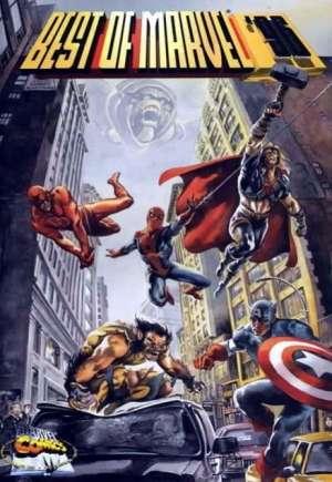 Best of Marvel (1994-1996)#1996