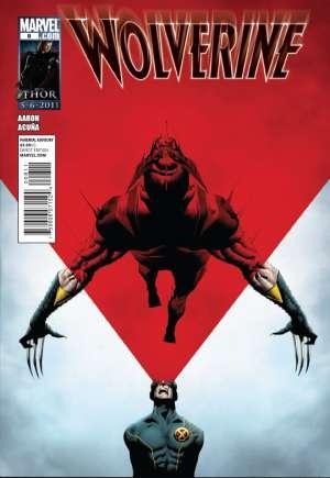 Wolverine (2010-2012)#8A