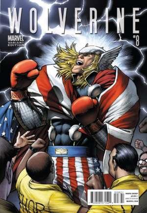 Wolverine (2010-2012)#8B