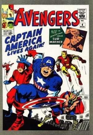 Avengers (1963-1996)#4D