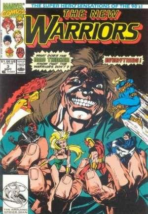 New Warriors (1990-1996)#3C