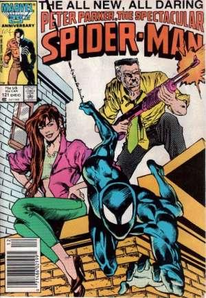Spectacular Spider-Man (1976-1998)#121A