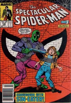 Spectacular Spider-Man (1976-1998)#136A