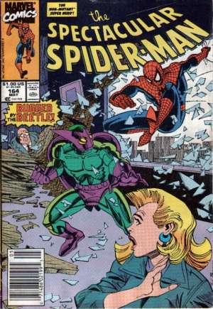 Spectacular Spider-Man (1976-1998)#164A
