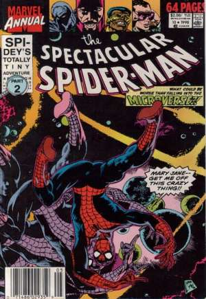 Spectacular Spider-Man (1976-1998) #Annual 10A