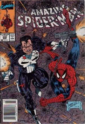 Amazing Spider-Man (1963-1998)#330A